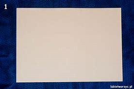 Obraz znaleziony dla: biała kartka z bloku