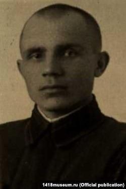 Участник Великой отечественной войны Левченко Борис Степанович, дата рождения 21.02.1913