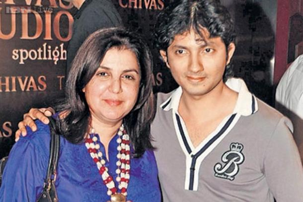 7. Farah Khan and Shirish Kunder