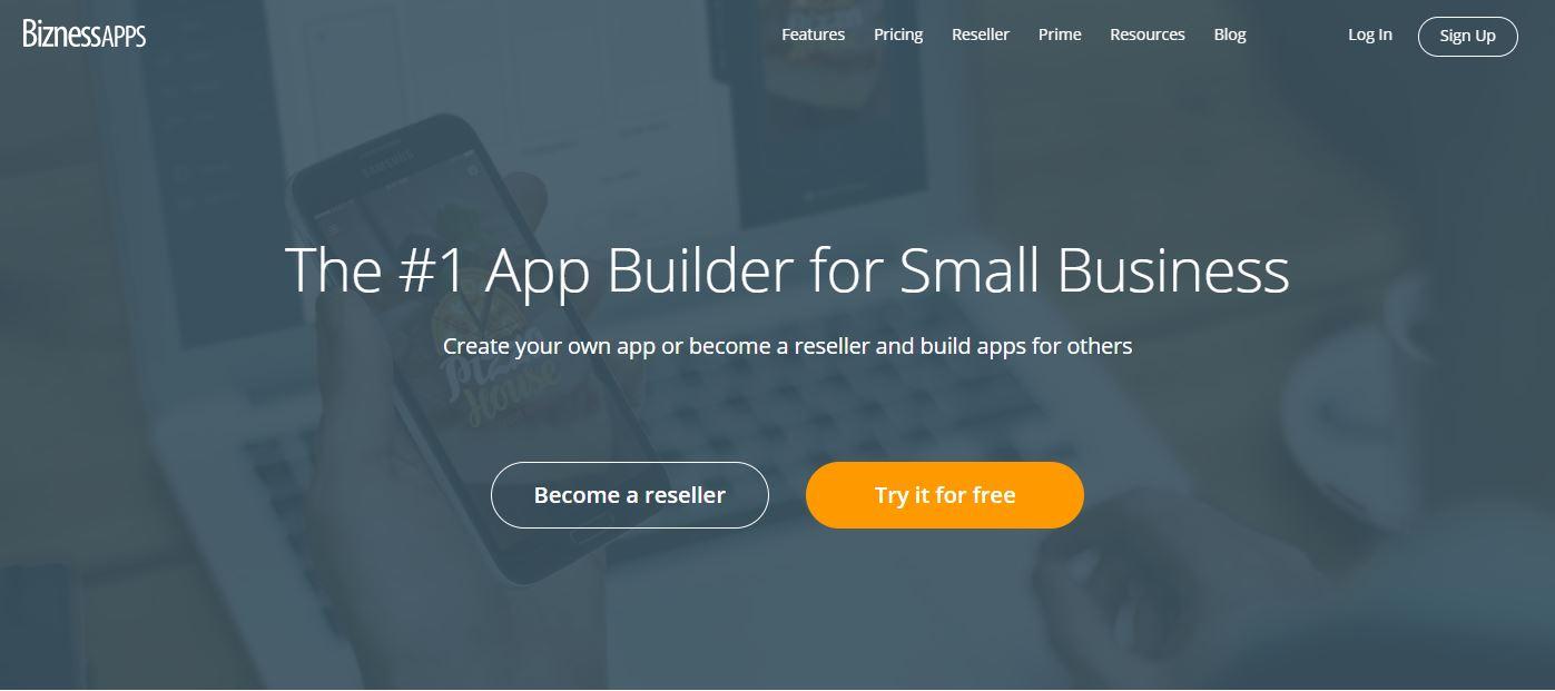 BiznessApps Mobile Software Development Software
