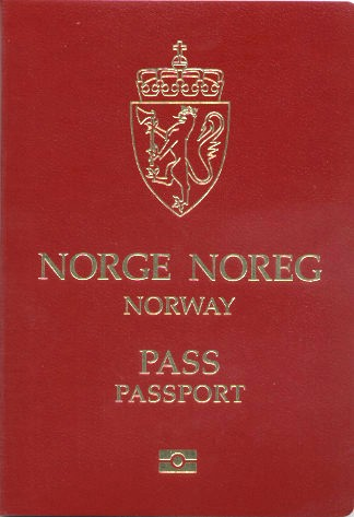 Norwegian passport holders