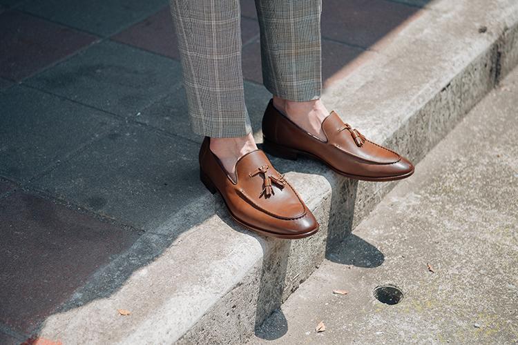 樂福鞋 男穿搭推薦 男鞋子推薦 男樂福鞋