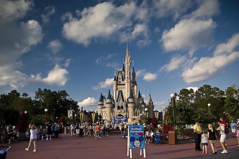 Os principais pontos turisticos dos estados unidos da América - Mundo Walt Disney
