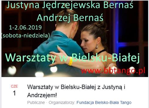 Warsztaty z Justyną i Andrzejem