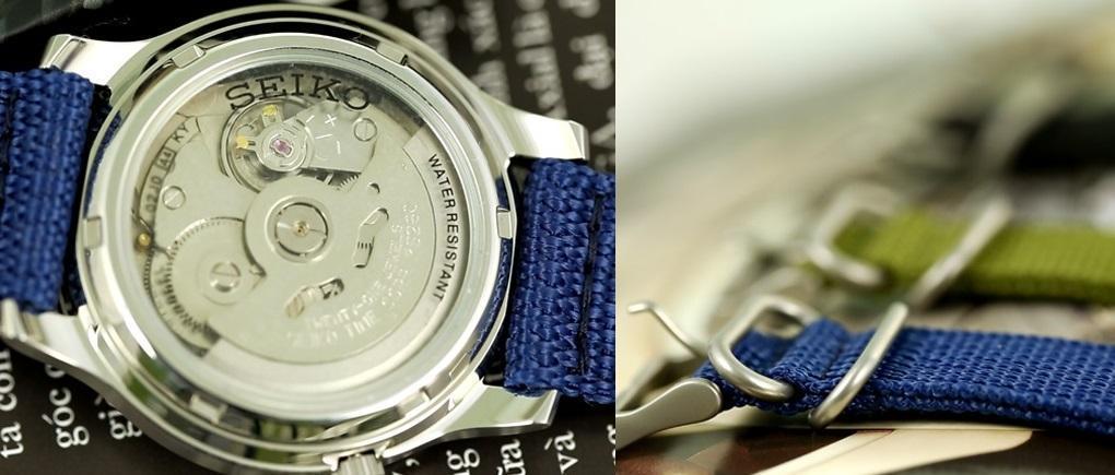 Giải mã cơn sốt đồng hồ nam phong cách quân đội