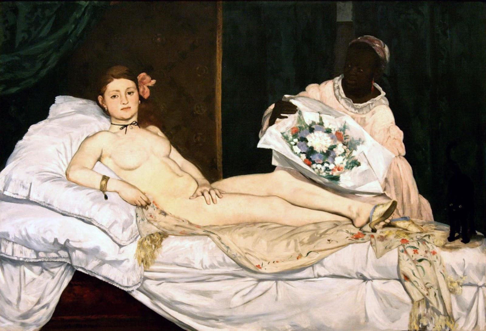 Эдуард Мане - отец модернизма. Самые известные работы.