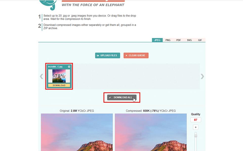 C:\Users\User\Desktop\how to compress a photo\compressjpeg\Screenshot_5.png
