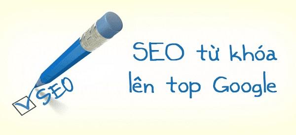 Làm sao để SEO từ khóa lên top Google
