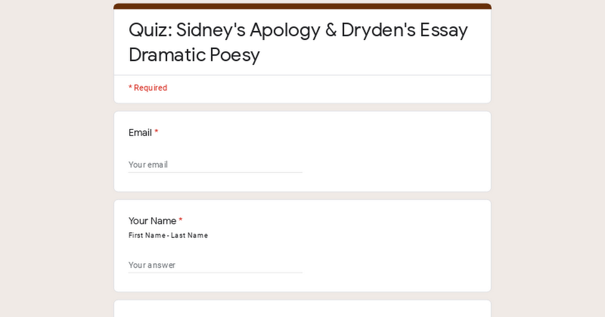 sidney apology for poetry text