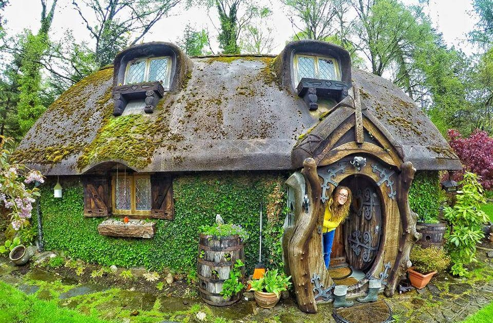Tengase presente la casa de los hobbit - La casa de los hobbits ...