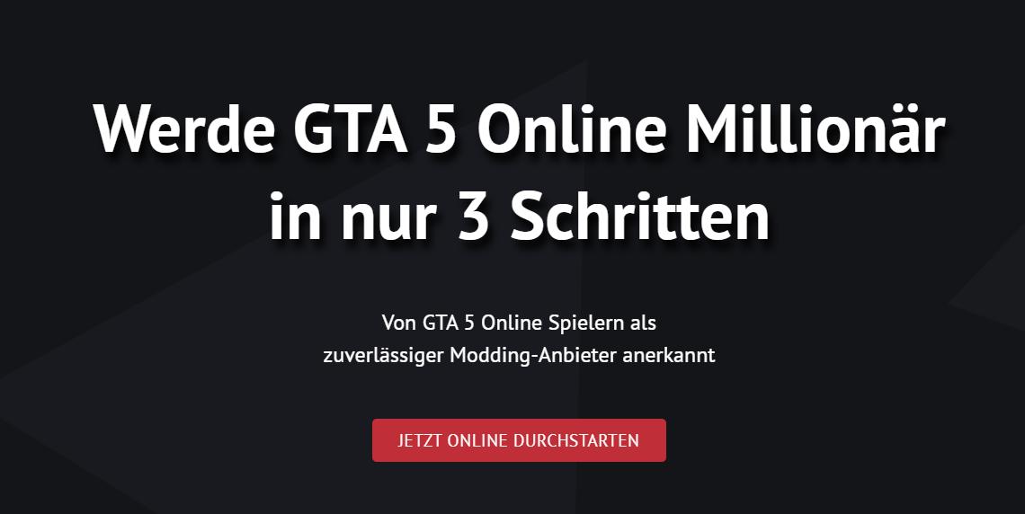 Unlockall macht dich in 3 Schritten zum GTA 5 Online Millionär