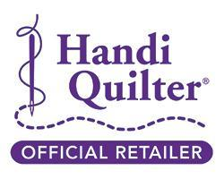 Image of the Handi Quilter Official Retailer Logo