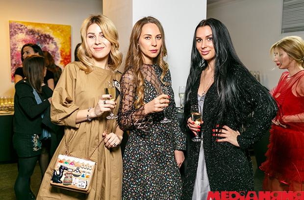 Мартина Макеева, Маша Ефросинина, Екатерина Сильченко