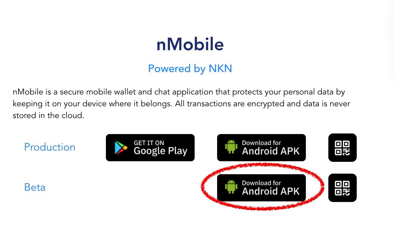 nMobile beta release