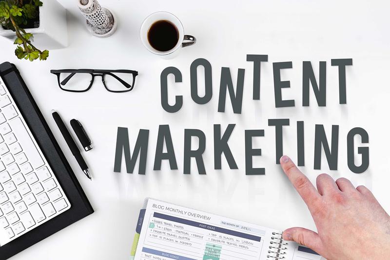 Tìm hiểu về đơn vị dịch vụ Content marketing