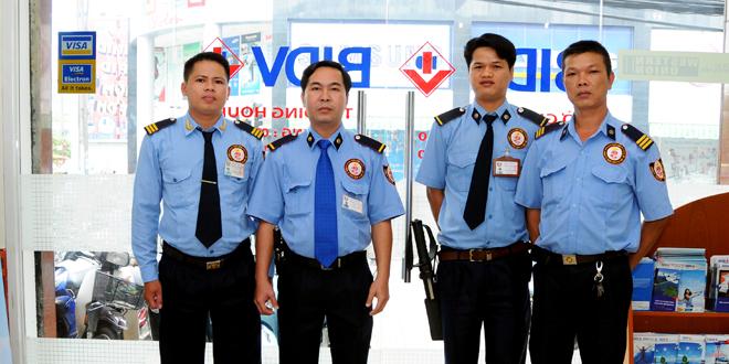 Dịch vụ bảo vệ tại Thắng Lợi luôn rẻ nhất thị trường