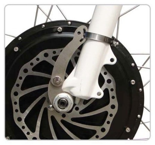 Electric Hub Motor Conversion Front Or Rear Wheel Drive