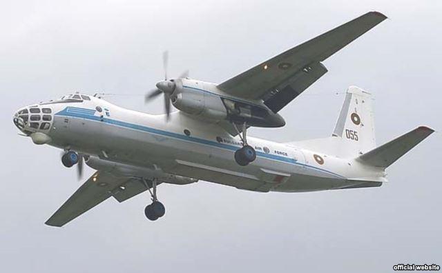 «Мотор Сич» производит двигатели для Ан-30