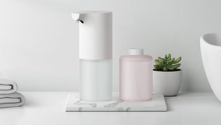Картинки по запросу Xiaomi Mijia Automatic Foam Soap Dispenser