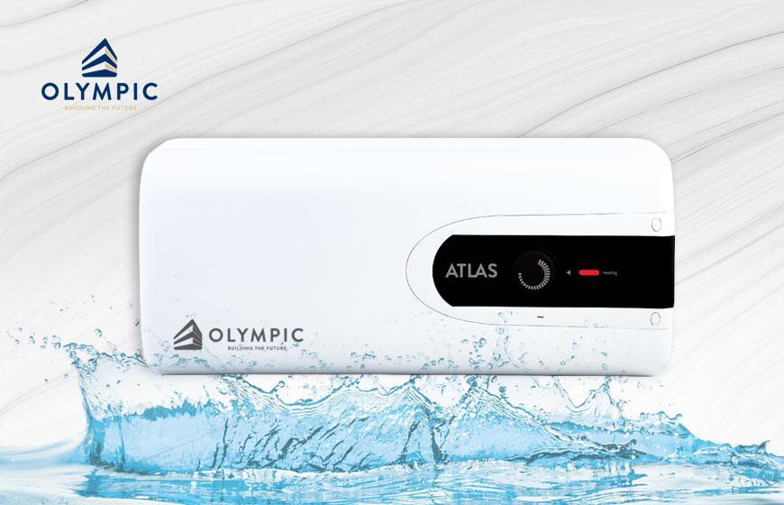Bình nóng lạnh Olympic - Chất lượng làm nên đẳng cấp