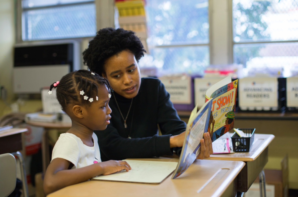reading partners connects sf bay area