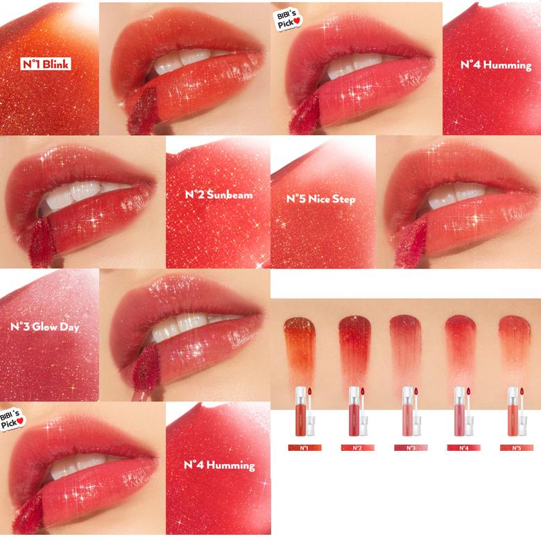 UNLEASHIA Non-Sticky Dazzle Tint 5.5g | Best Price and Fast Shipping from  Beauty Box Korea