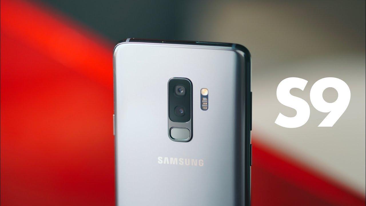 appareil photo de galaxy S9