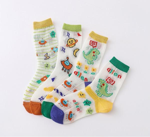 Colorful baby socks