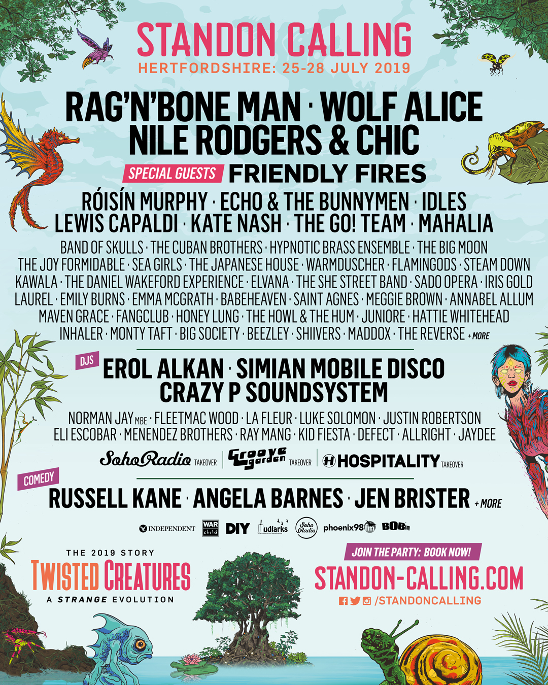 More names added to Standon Calling - Phoenix FM