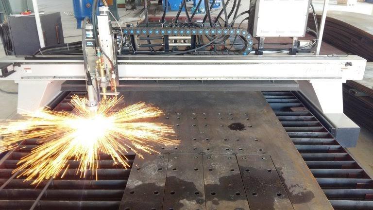 Máy cắt Plasma CNC là gì? Lưu ý cần biết khi sử dụng máy cắt Plasma