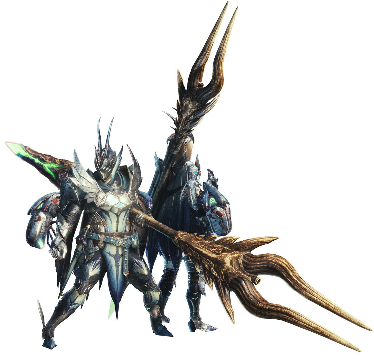 The Best Co-Op C-Tier Weapons insect glaive