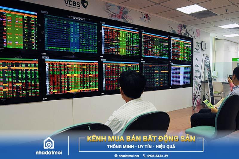 Sàn chứng khoán Vietcombank