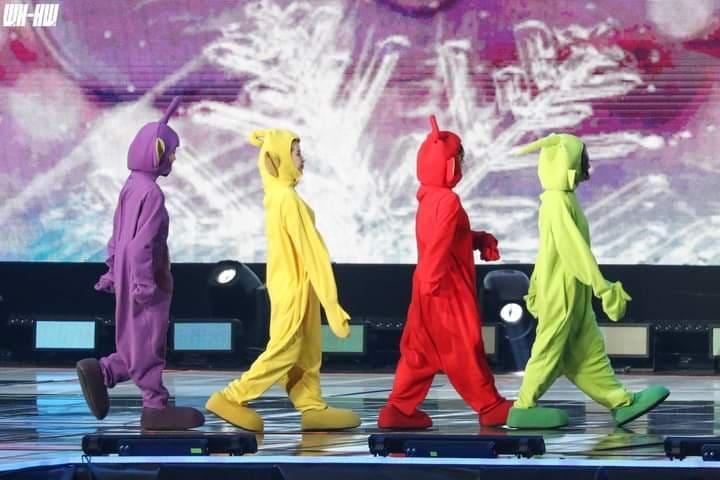 Sự thật phía sau tạo hình hóa trang của Mamamoo tại lễ trao giải GDA 2020