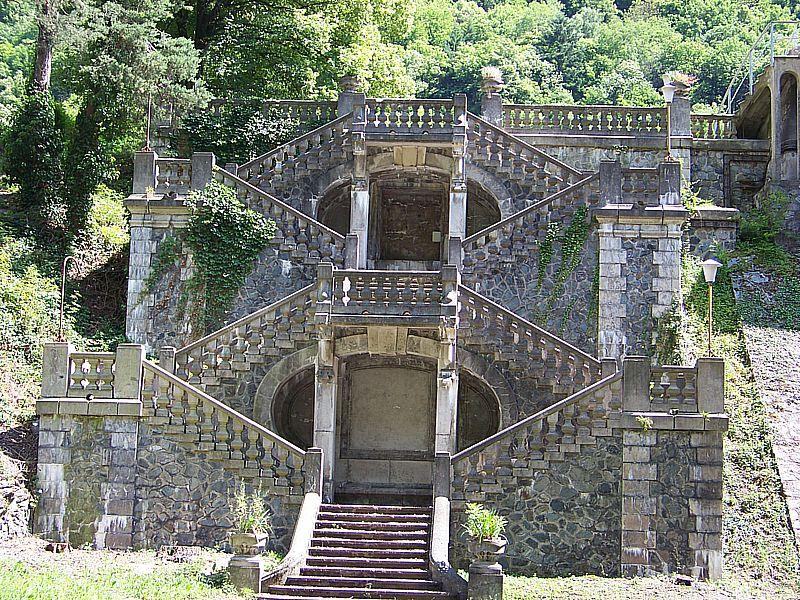 La centrale hydroelectrique des Vernes