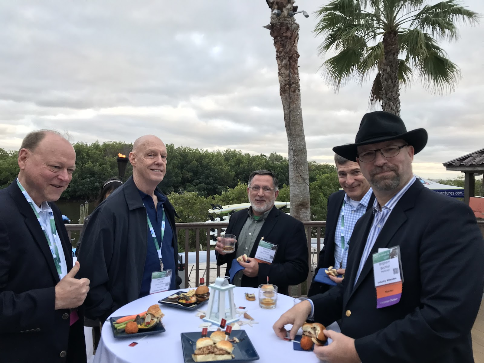 2019 GSS-US, Day 1: Chillin' with our Network