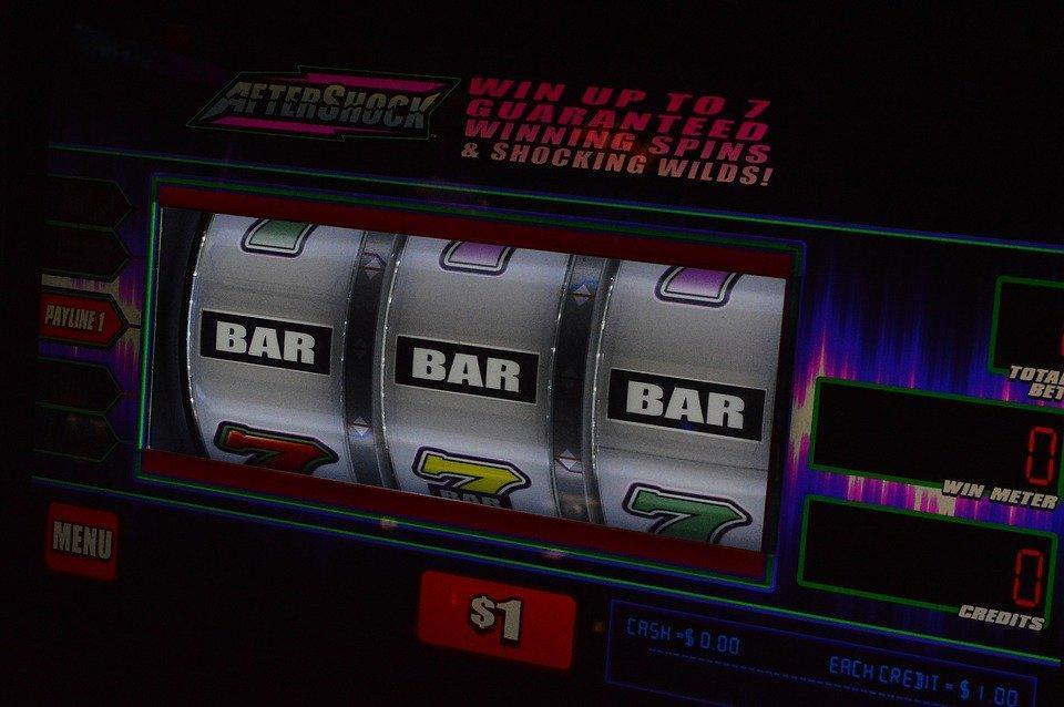 Gamble, Slot, Machine, Casino, Chance, Luck, Win