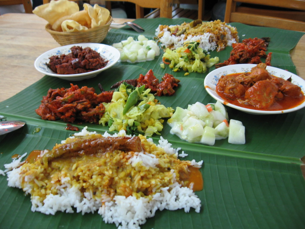 Best Banana Leaf in KL, sri nirwana maju