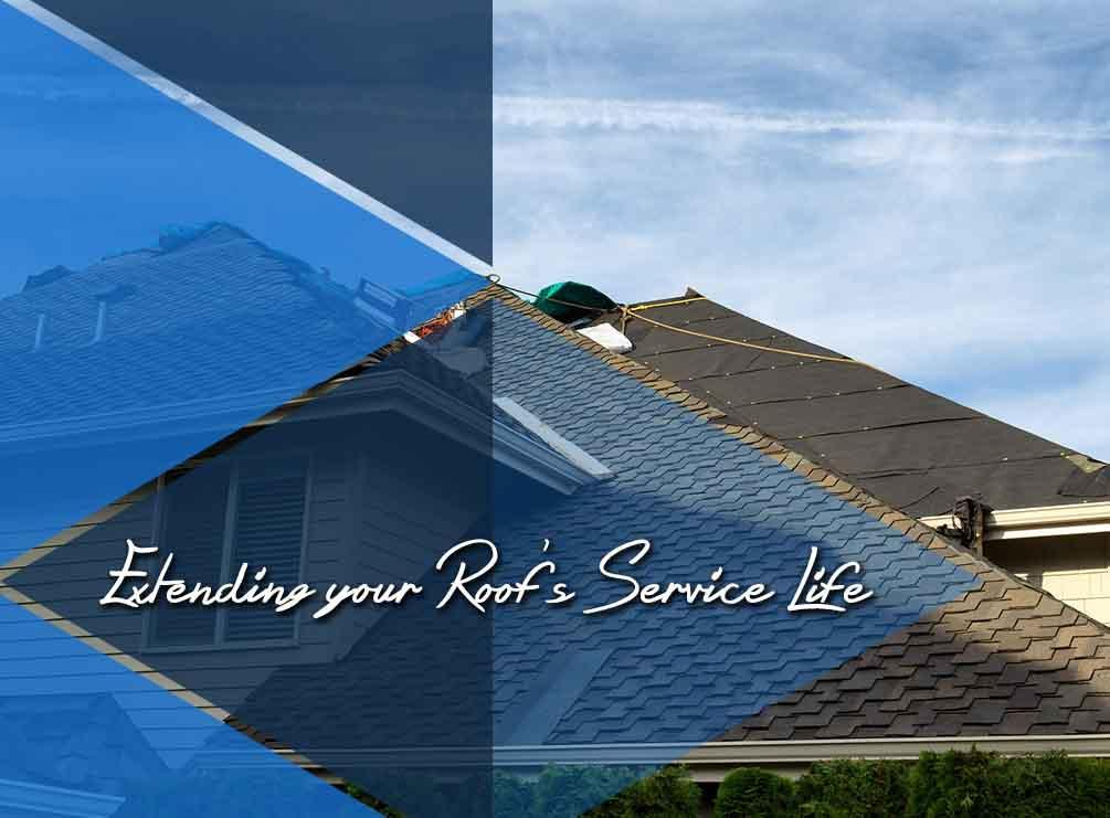 Extending your Roof's Service Life