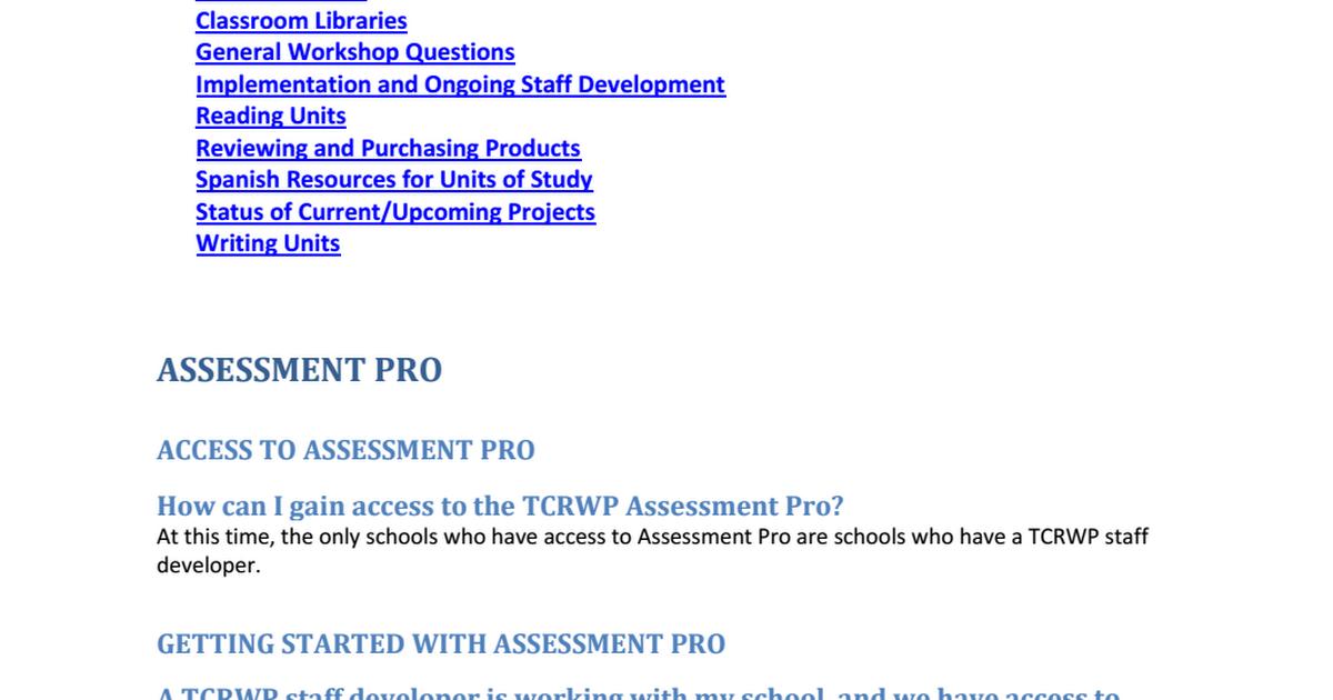 TCRWP FAQs pdf - Google Drive