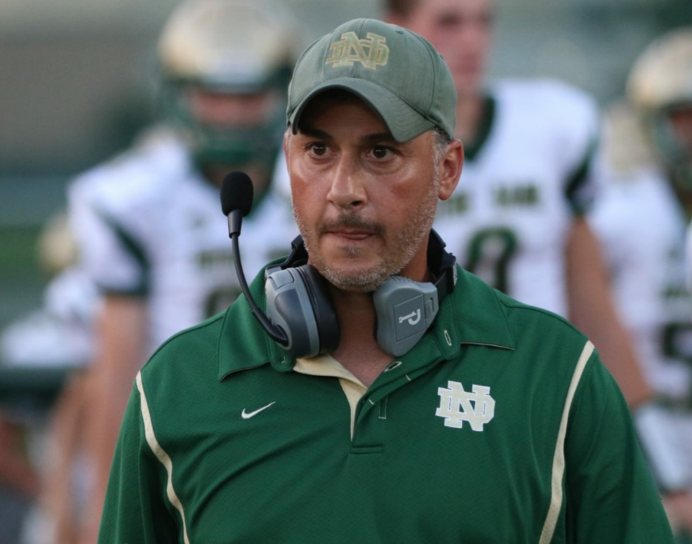 da8c1847129 Joe DeCaprio Named Assistant Athletic Director - Notre Dame High ...