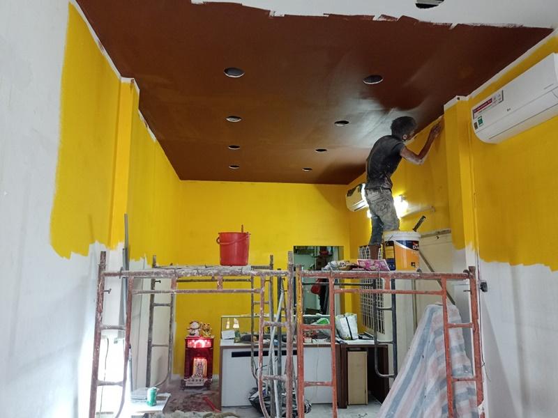 các yêu cầu của khách hàng về dịch vụ sửa chữa nhà tại huyện Nhà Bè