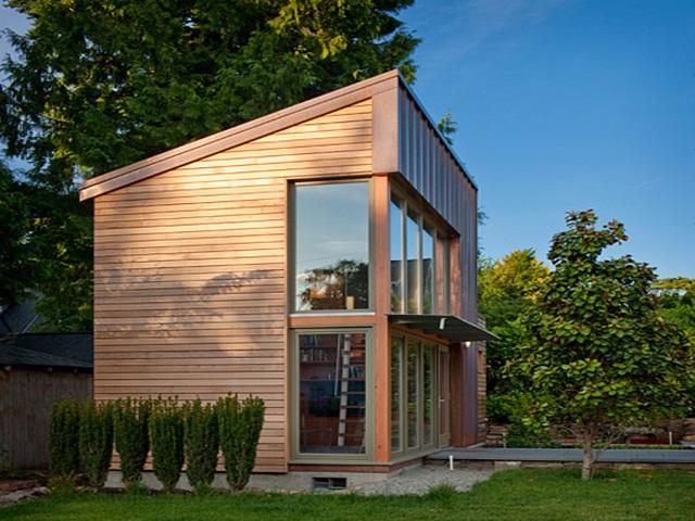 rumah minimalis kayu