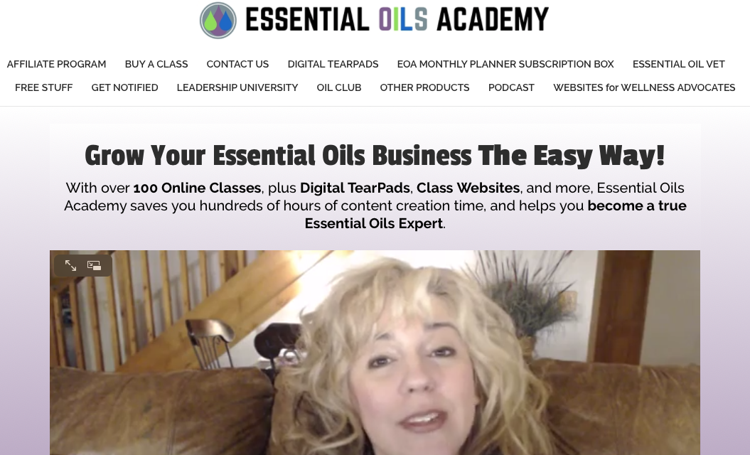 Best Essential Oils Affiliate Programs How to Make Money With Essential Oils Essential Oils Academy