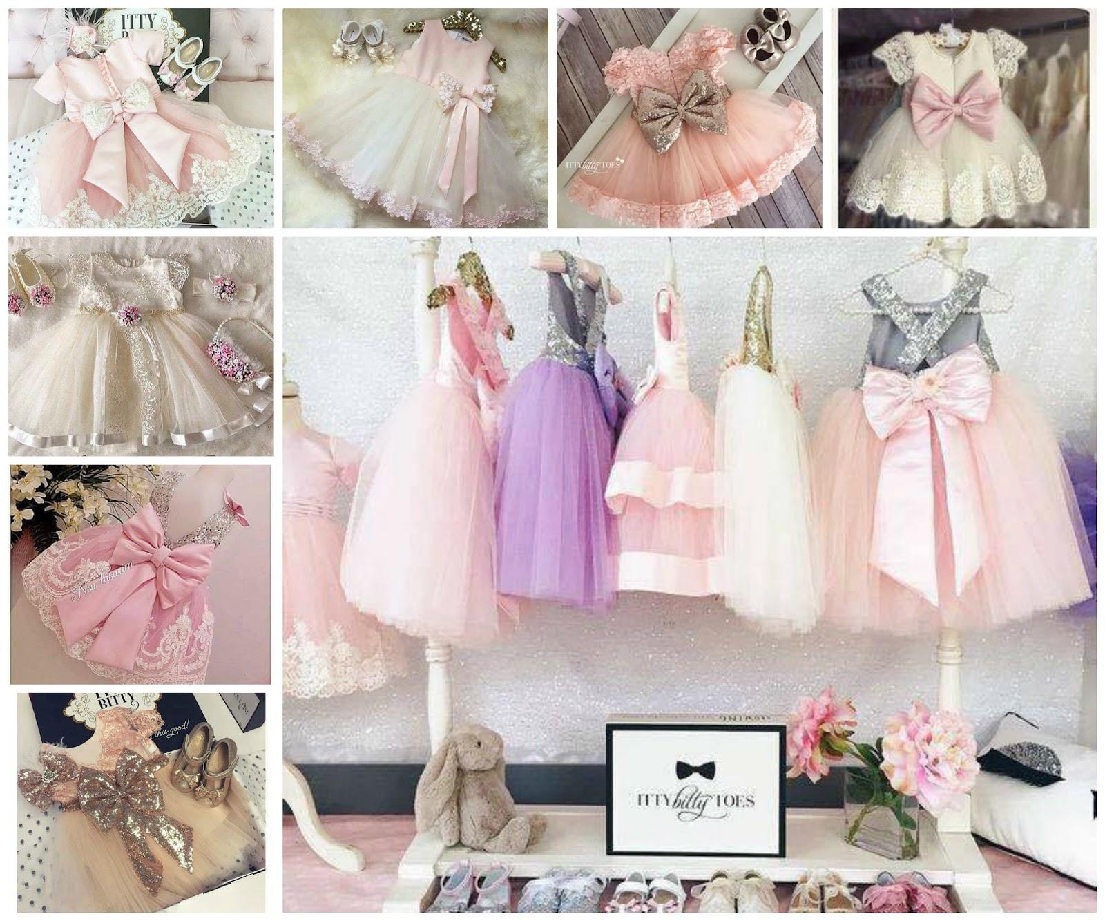 Sukienka dla dziewczynki księżniczka