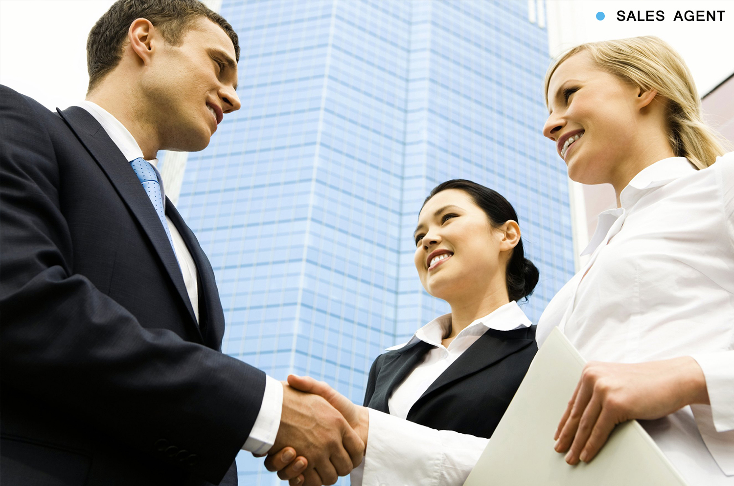 sales agent: a business for the most convincing people