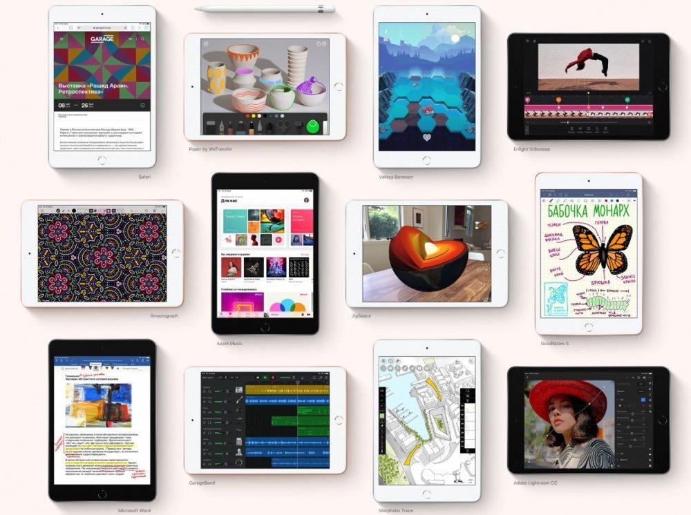 Додатки планшета Apple iPad mini 5 для вирішення повсякденних завдань