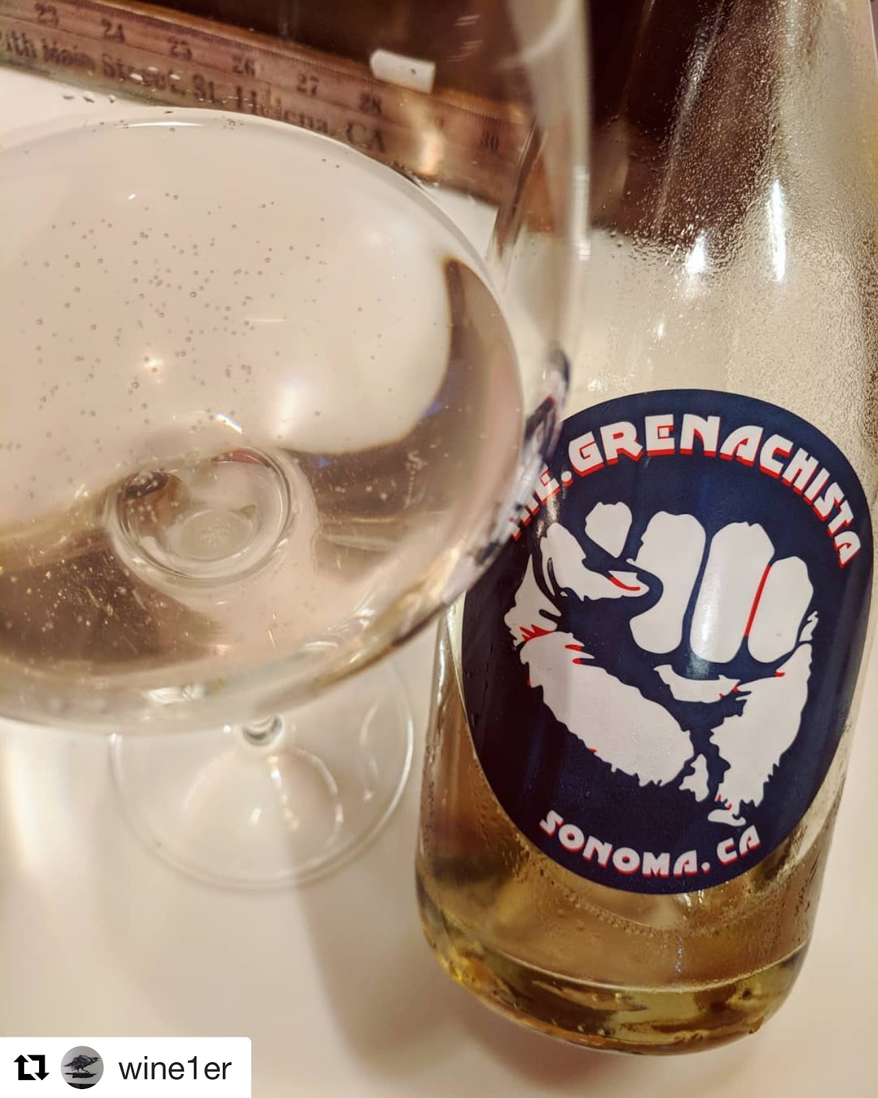 Grenachista Sparkling Wine