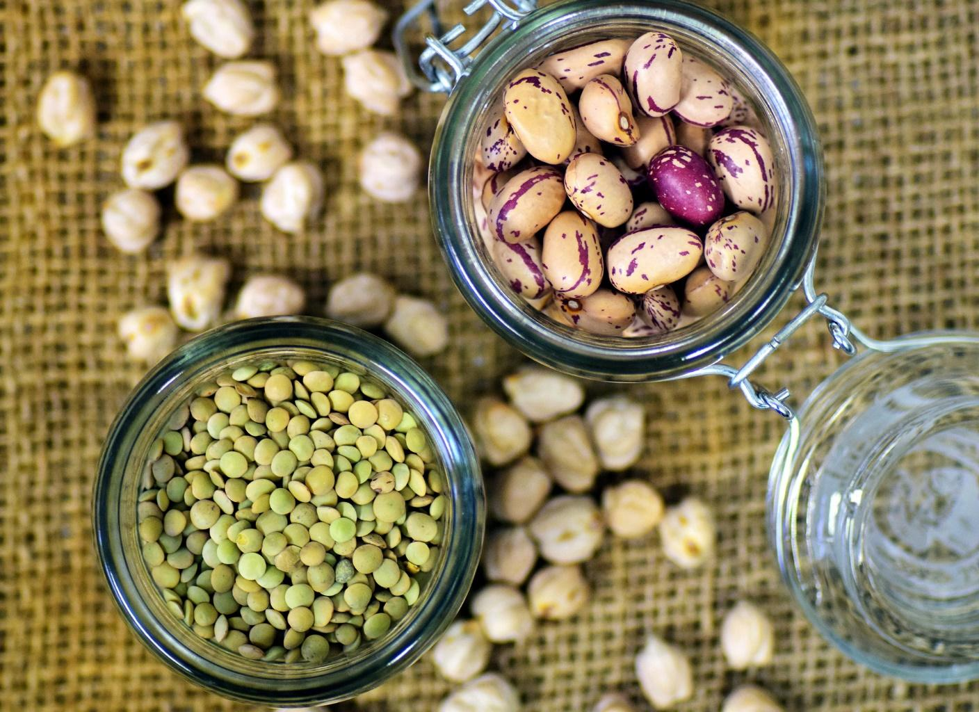 Effective Guide to Vegan Diet for Weight Loss - legumes