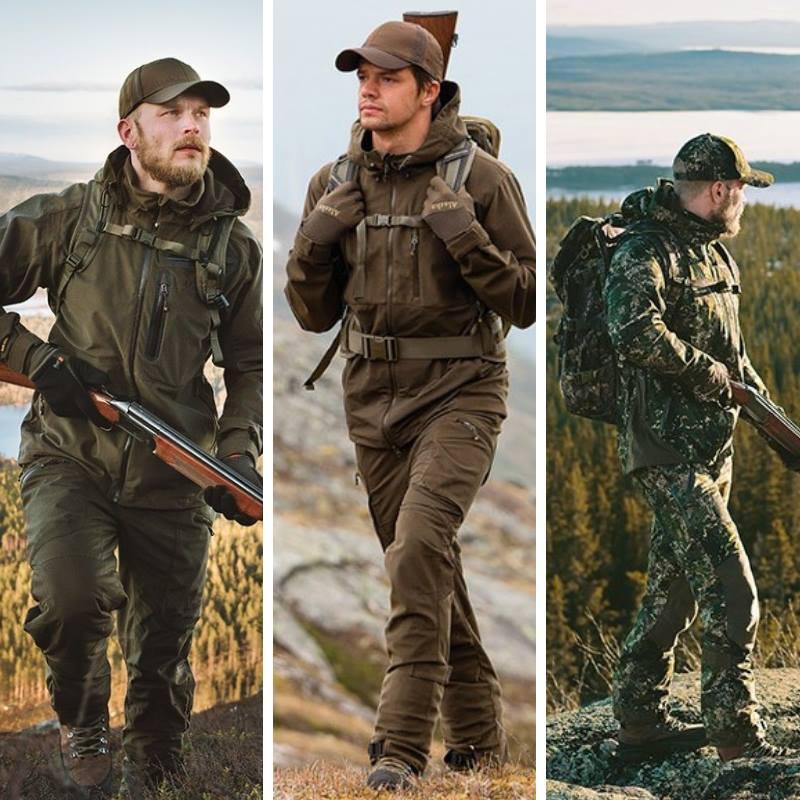 Pánske poľovnícke oblečenie do lesa | loveckavasen.sk