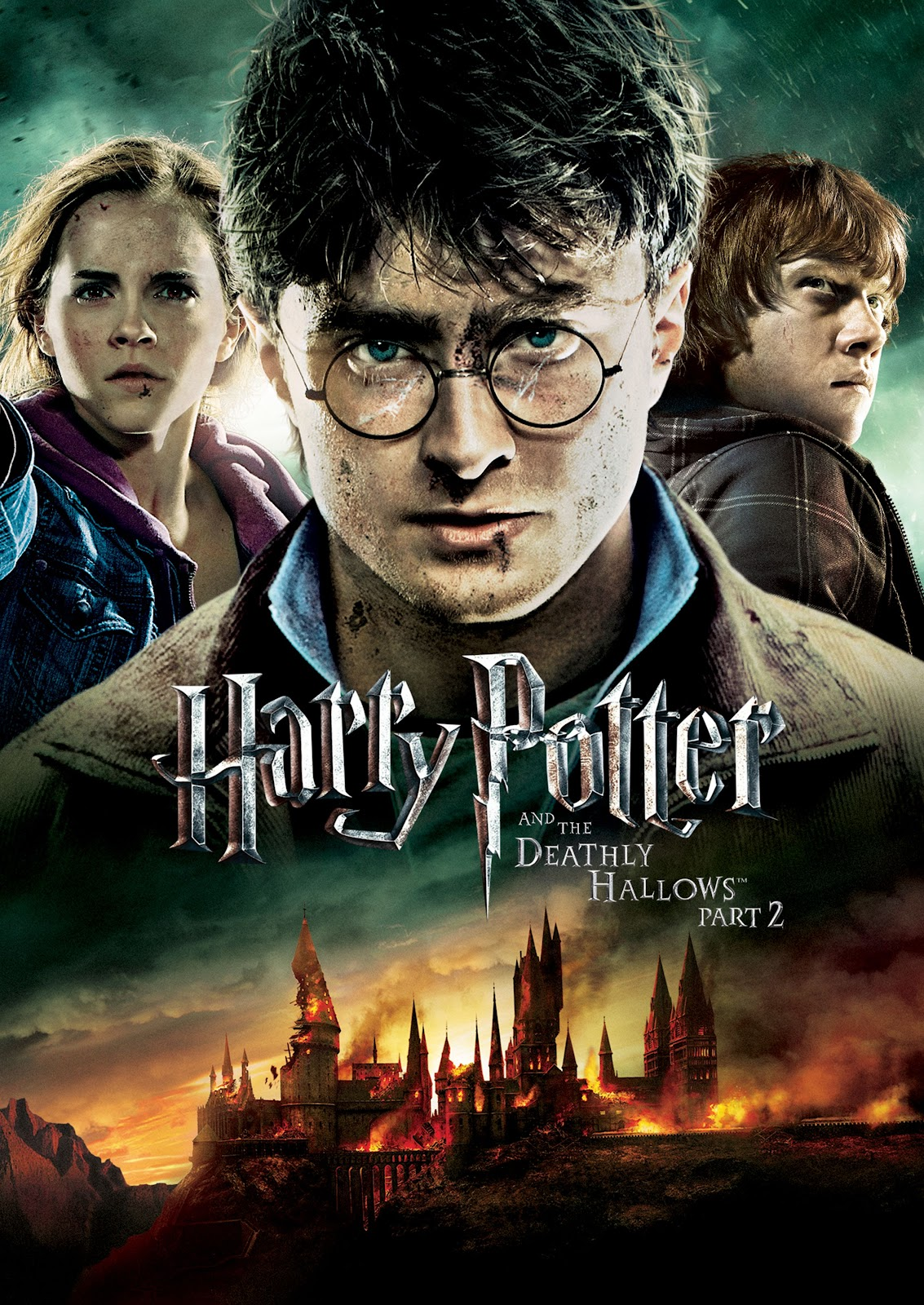 Harry Potter and the Deathly Hallows Part 2; Director David Yates